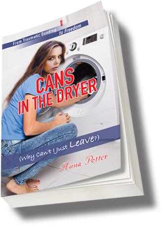 Cans in the Dryer, by Anna Potter